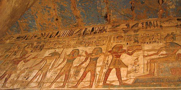 Egipto Templos