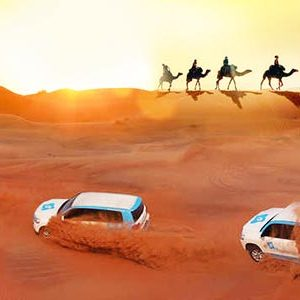 Safari en Dubai