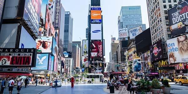 compras en New York